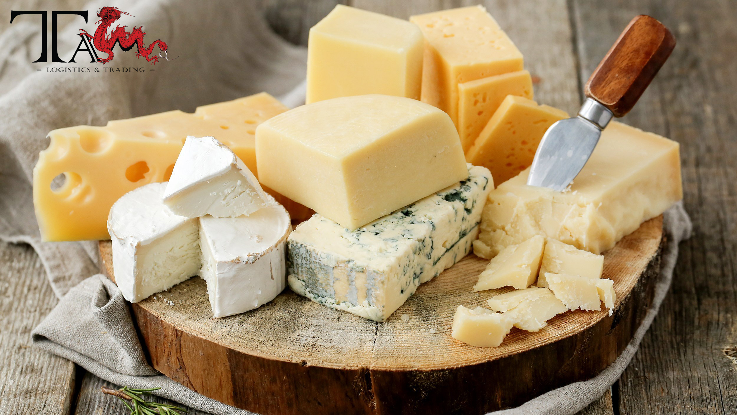 PROCESS OF PROCEDURE FOR IMPORTING BUTTER, CHEESE